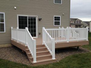 New Backyard Deck