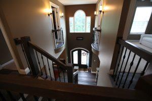 Renovated Entryway