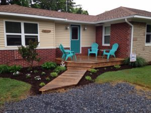Deck and Patio Improvements Available
